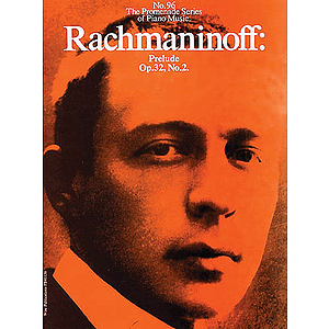 Sergei Rachmaninov: Prelude In C Sharp Minor Op.32 No.2