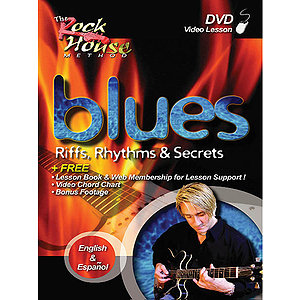 Blues - Riffs, Rhythms & Secrets (DVD)