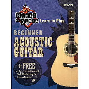 Beginner Acoustic Guitar (DVD)
