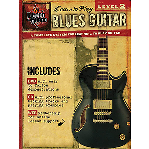 Blues Guitar - Level 2 (DVD)
