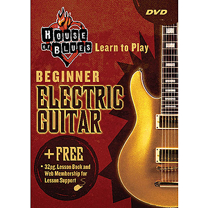 Beginner Electric Guitar (DVD)