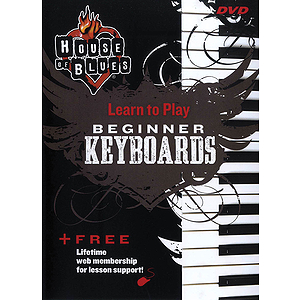Albert Margolis -¦Beginner Keyboards (DVD)
