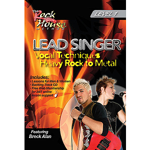 Breck Alan -Lead Singer (DVD)