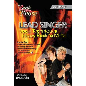 Breck Alan -¦Lead Singer (DVD)