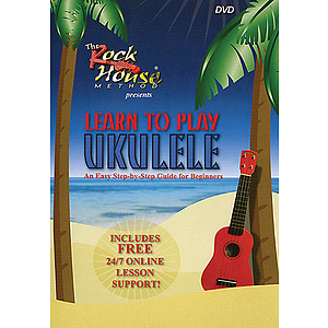 Learn to Play Ukulele (DVD)