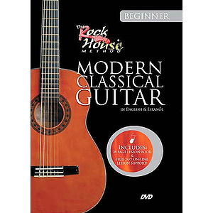 Modern Classical Guitar (DVD)