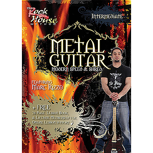 Marc Rizzo of Soulfly - Metal Guitar (DVD)