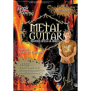 Metal Guitar - Modern Speed & Shred (DVD)