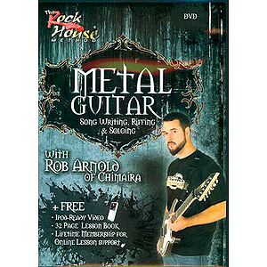 Rob Arnold of Chimaira -¦Metal Guitar (DVD)