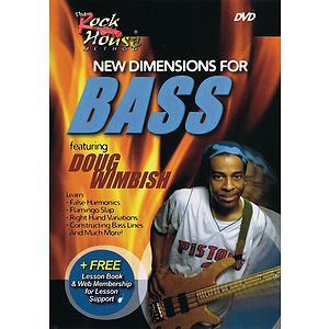 Doug Wimbish - New Dimensions for Bass (DVD)