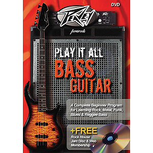 Peavey Presents Play It All - Bass Guitar (DVD)