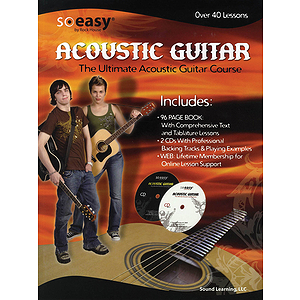 So Easy: The Ultimate Acoustic Guitar Course