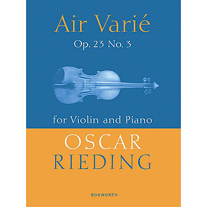 Air Varie Op. 23 No. 3