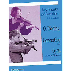Concertino in G, Op. 24