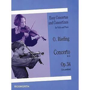 Concerto in G, Op. 34