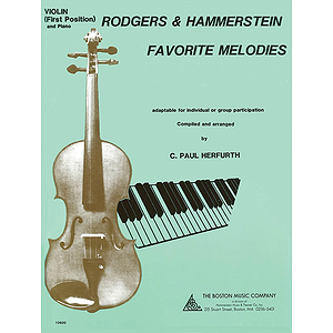 Rodgers & Hammerstein Favorite Melodies