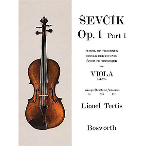 Sevcik for Viola - Opus 1, Part 1