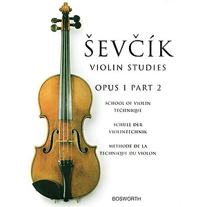 Sevcik Violin Studies - Opus 1, Part 2