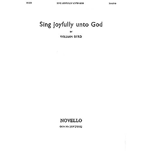 Sing Joyfully Unto God