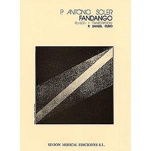 P. Antonio Soler: Fandango