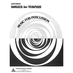 Sonata for Timpani