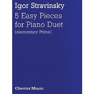 Igor Stravinsky: Five Easy Pieces
