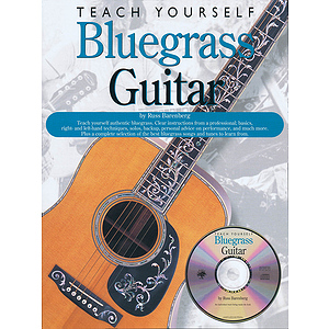 Teach Yourself Bluegrass Guitar