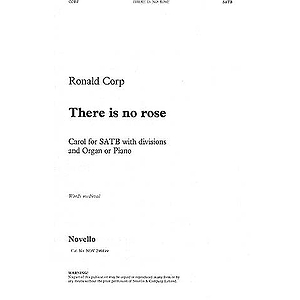 Ronald Corp: There Is No Rose
