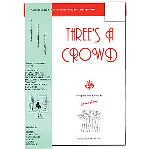 Power: Three's A Crowd Violin Trios Book 3