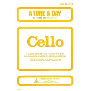 A Tune a Day - Cello