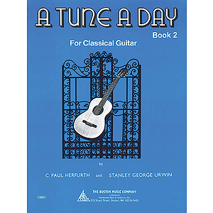 A Tune a Day - Classical Guitar