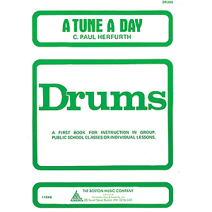 A Tune a Day - Drum