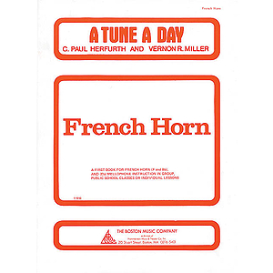 A Tune a Day - French Horn