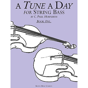 A Tune a Day - String Bass