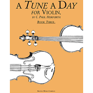 A Tune a Day - Violin