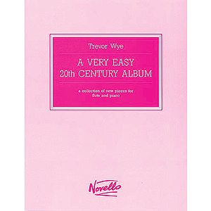 Trevor Wye: A Very Easy 20th Century Album