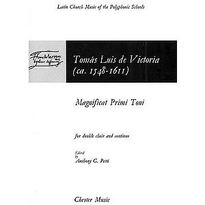 Victoria: Magnificat Primi Toni