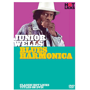 Junior Wells - Blues Harmonica
