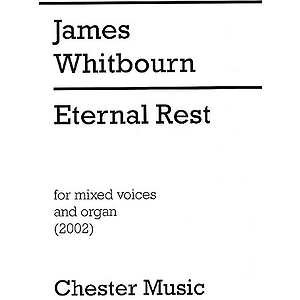 James Whitbourn: Eternal Rest