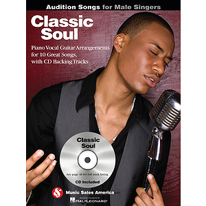 Classic Soul - Audition Songs for Male Singers