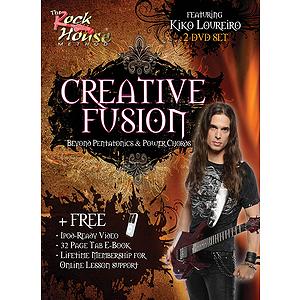 Kiko Loureiro - Creative Fusion (DVD)