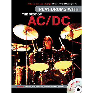 Play Drums with the Best of AC/DC