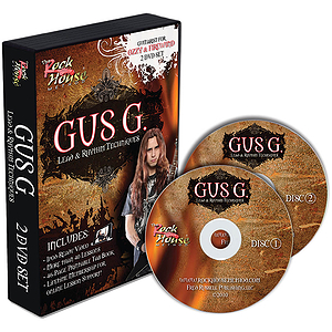 Rock House Gus G. (DVD)