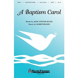 A Baptism Carol