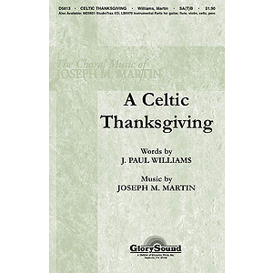 A Celtic Thanksgiving