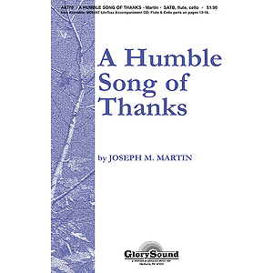 A Humble Song of Thanks