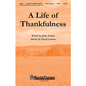 A Life of Thankfulness