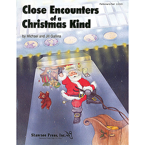 Close Encounters of the Christmas Kind Performer Part