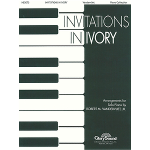 Invitations In Ivory Piano Collection