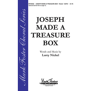Joseph Made A Treasure Box